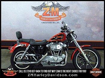 1990 Harley-Davidson Sportster for sale 200486108