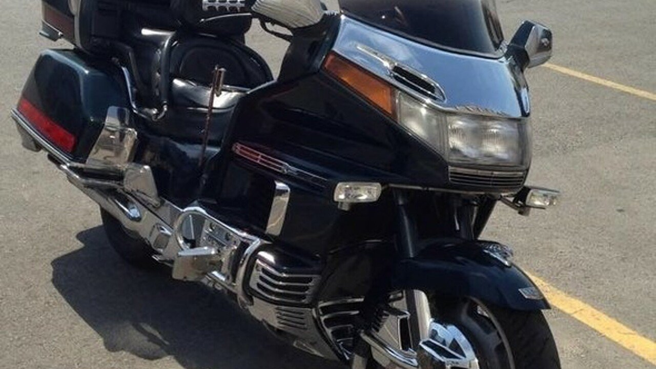 1990 Honda Gold Wing for sale 200499496