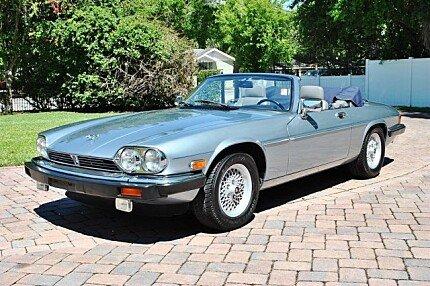 1990 Jaguar XJS V12 Convertible for sale 100987901