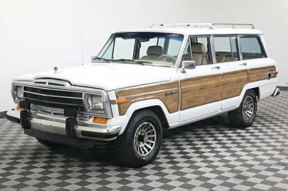 1990 Jeep Grand Wagoneer for sale 100879216