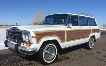 1988 Jeep Grand Wagoneer Clics for Sale - Clics on Autotrader