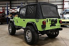 1990 Jeep Wrangler 4WD for sale 101012471