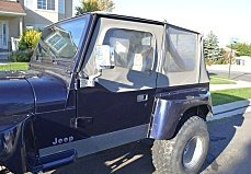 1990 Jeep Wrangler for sale 101035620