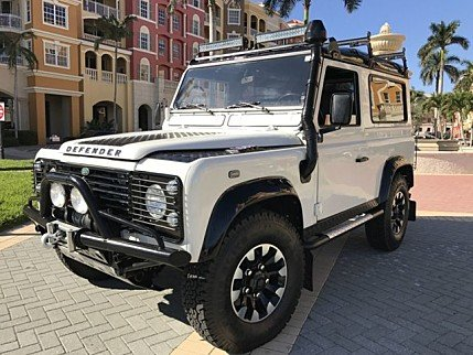 1990 Land Rover Defender for sale 100963331