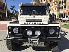 1990 Land Rover Defender for sale 100966587