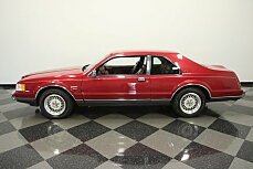 1990 Lincoln Mark VII LSC for sale 100868272