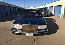 1990 Lincoln Town Car for sale 100792691