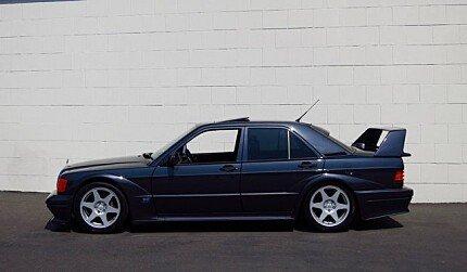 1990 Mercedes-Benz 190E for sale 101014036