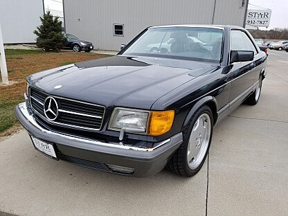 1990 Mercedes-Benz 560SEC for sale 100931096