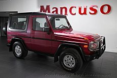 1990 Mercedes-Benz Other Mercedes-Benz Models for sale 100857727