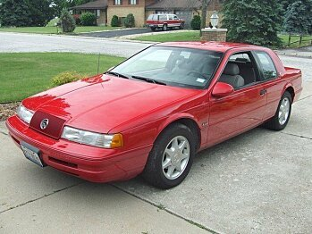 1990 Mercury Cougar XR7 for sale 100805907