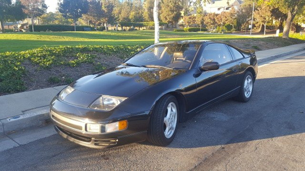 1990 nissan 300zx twin turbo hatchback for sale near san jose california 95110 classics on. Black Bedroom Furniture Sets. Home Design Ideas