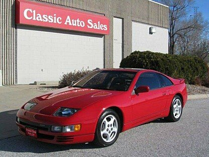 1990 Nissan 300ZX Twin Turbo Hatchback for sale 100926750