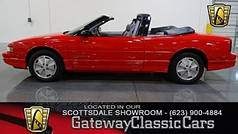 1990 Oldsmobile Cutlass Supreme Convertible for sale 100963596