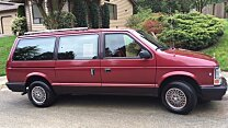 1990 Plymouth Grand Voyager LE for sale 100981879