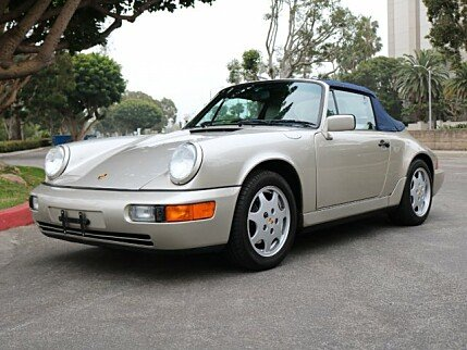 1990 Porsche 911 Cabriolet for sale 100881019