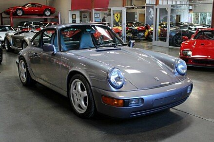 1990 Porsche 911 Coupe for sale 100926624