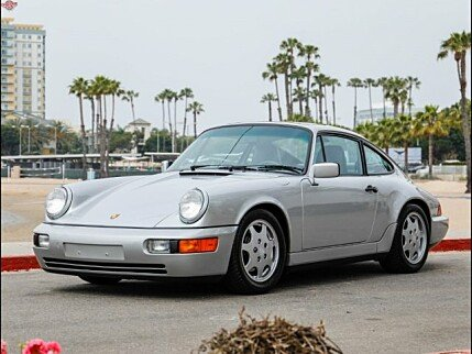 1990 Porsche 911 Coupe for sale 100978568