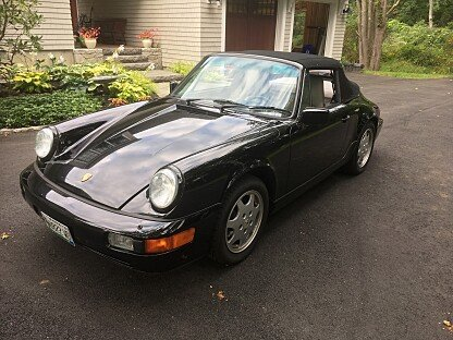 1990 Porsche 911 Cabriolet for sale 100998670