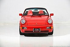 1990 Porsche 911 Cabriolet for sale 101000144
