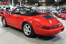 1990 Porsche 911 Cabriolet for sale 101000531