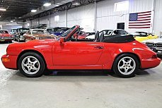 1990 Porsche 911 Cabriolet for sale 101000531