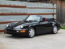 1990 Porsche 911 Cabriolet for sale 101031292