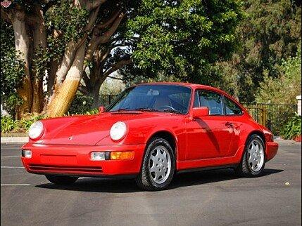 1990 Porsche 911 Coupe for sale 101032257