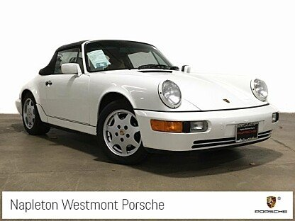 1990 Porsche 911 Cabriolet for sale 101033358