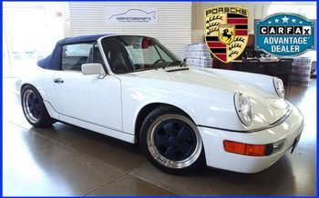 1990 Porsche 911 Cabriolet for sale 101045174