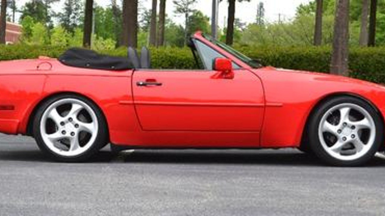 1990 Porsche 944 Cabriolet for sale 100923476