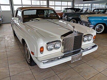 1990 Rolls-Royce Corniche III for sale 100958630