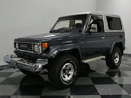1990 Toyota Land Cruiser for sale 100767193