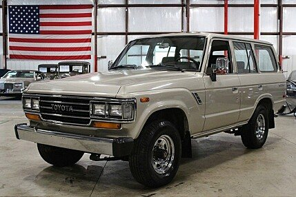 1990 Toyota Land Cruiser for sale 100893180