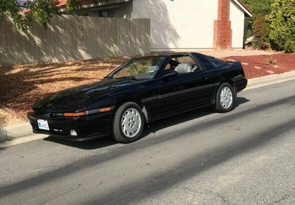 1990 Toyota Supra Turbo For Sale 100906600