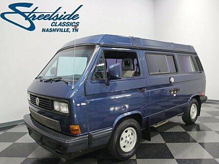1990 Volkswagen Vanagon GL Camper for sale 100907780