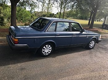 1990 Volvo 240 for sale 100975313