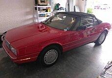 1990 cadillac Allante for sale 101029534