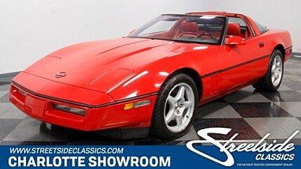1990 chevrolet Corvette for sale 100978704