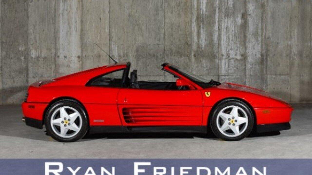 1990 ferrari 348 TS for sale 100977571