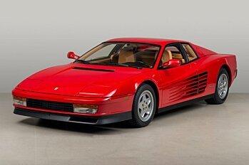 1990 ferrari Testarossa for sale 100927631