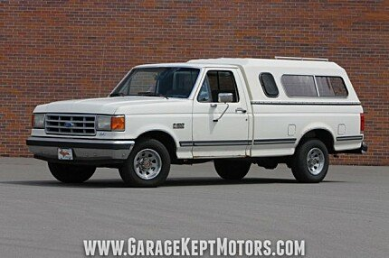1990 ford F150 2WD Regular Cab for sale 101029971