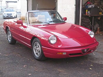 1991 Alfa Romeo Spider for sale 100822019