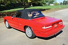 1991 Alfa Romeo Spider for sale 100851698