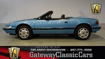 1991 Buick Reatta Convertible for sale 100768725