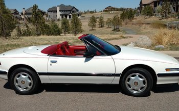1991 Buick Reatta Convertible for sale 100876170