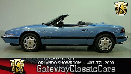 1991 Buick Reatta Convertible for sale 100994540