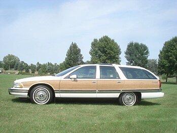 1991 Buick Roadmaster Estate Wagon for sale 100744761
