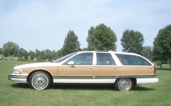 1991 Buick Roadmaster Estate Wagon for sale 100744761