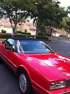 1991 Cadillac Allante for sale 100740261